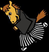 Horseworekimonoruns